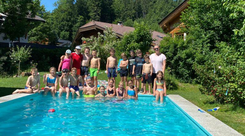 Schwimmtag der 2. Klasse